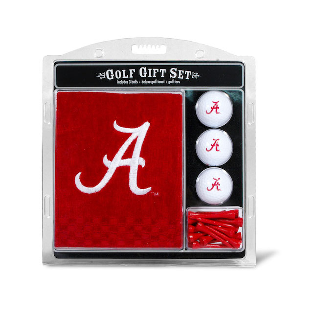 Alabama Crimson Tide Premium Golf Gift Set