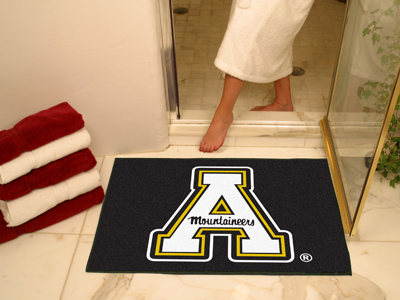 Appalachian State Mountaineers ALL STAR 34 x 45 Floor Mat