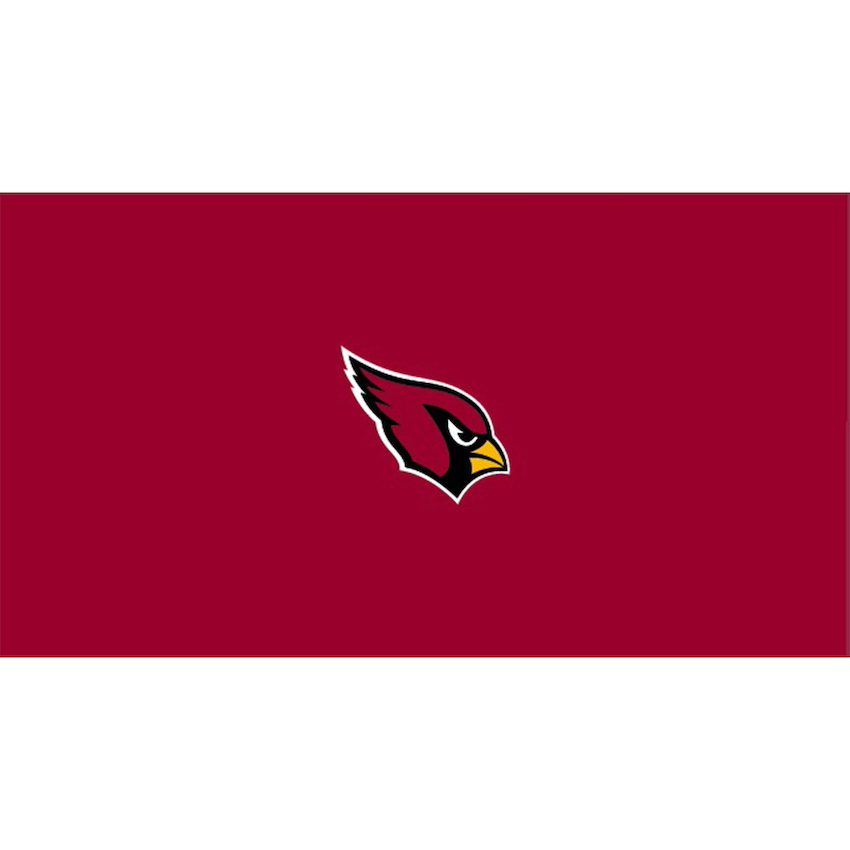 Arizona Cardinals Billiard Table Cloth