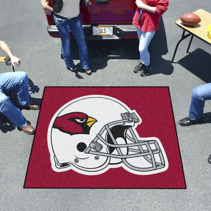 Arizona Cardinals TAILGATER 60 x 72 Rug