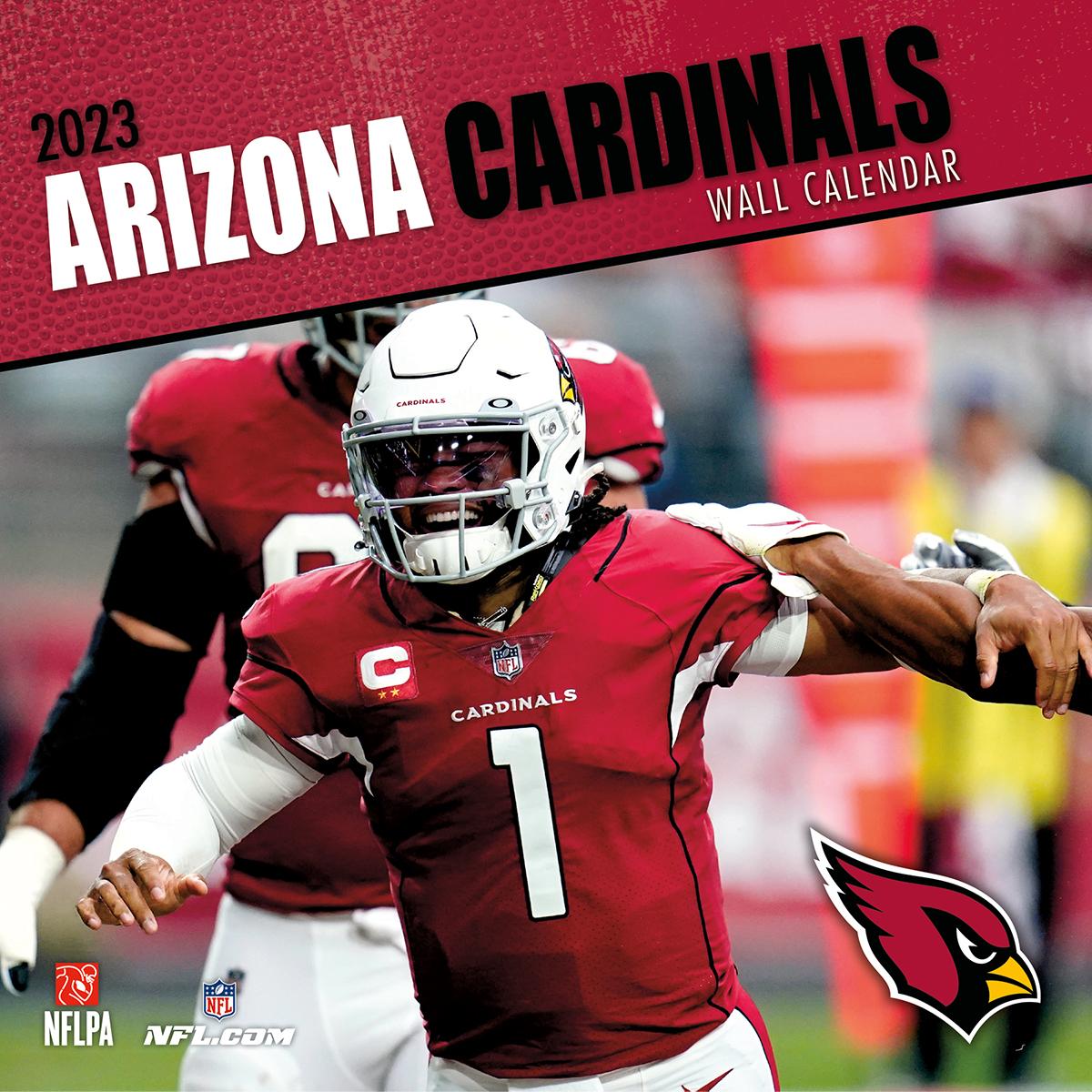 Arizona Cardinals 2018 Nfl Mini Wall Calendar Buy At Khc