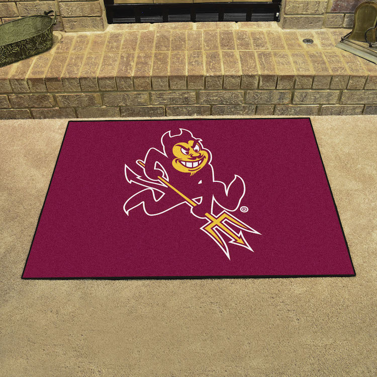 Arizona State Sun Devils ALL STAR 34 x 45 Floor Mat