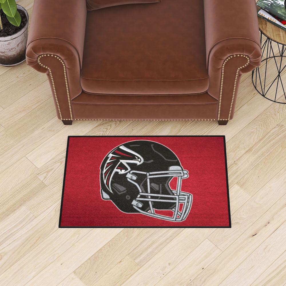 Atlanta Falcons 20 X 30 Starter Floor Mat Buy At Khc Sports