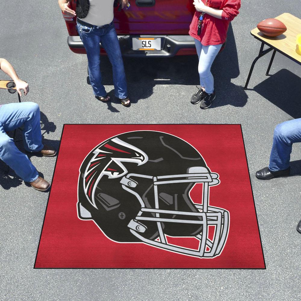 Atlanta Falcons Tailgater 60 X 72 Rug Buy At Khc Sports