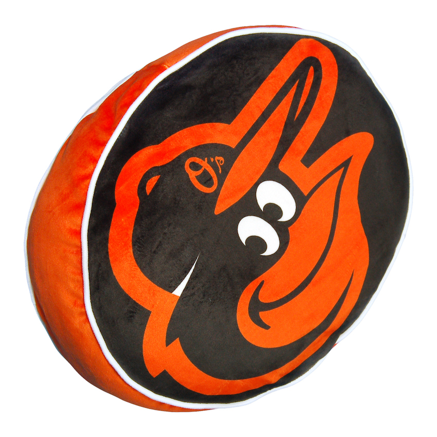Baltimore Orioles Cloud Pillow - 15 inch