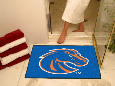 Boise State Broncos ALL STAR 34 x 45 Floor Mat