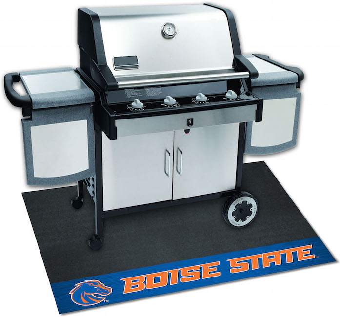 Boise State Broncos NCAA Grill Mat