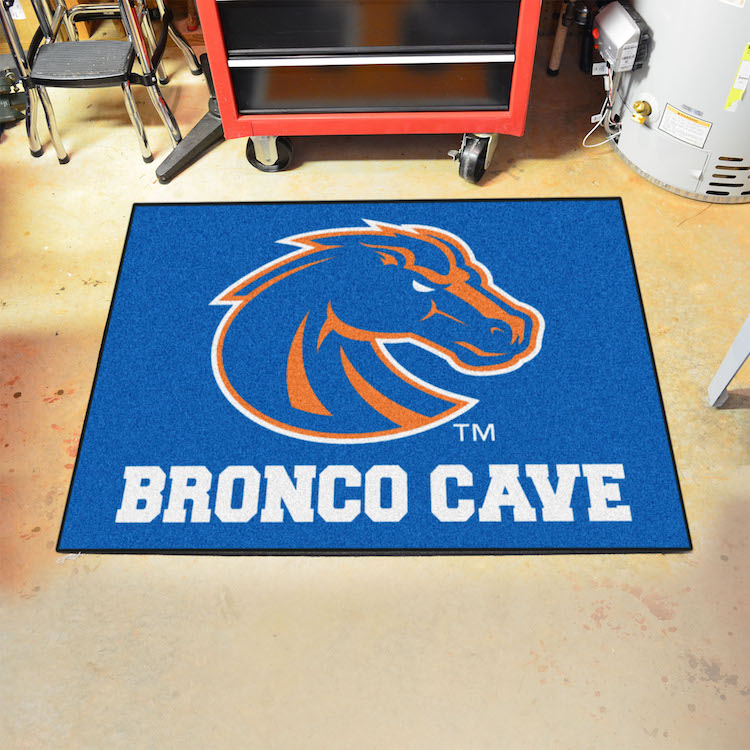Boise State Broncos ALL STAR 34 x 45 MAN CAVE Floor Mat