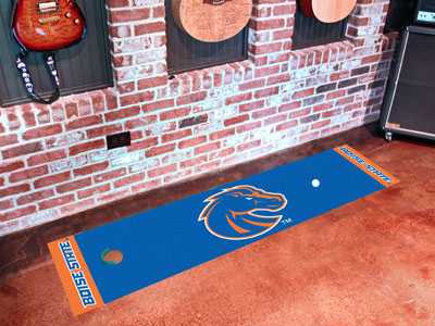 Boise State Broncos Putting Green Mat 18 x 72