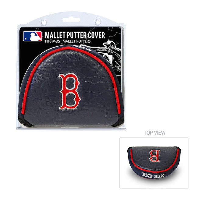 Boston Red Sox Mallet Putter Cover Buy At Khc Sports
