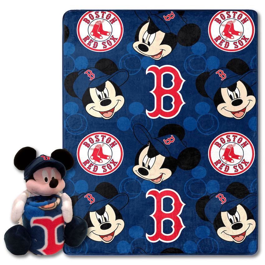 Boston Red Sox Mickey Mouse Hugger