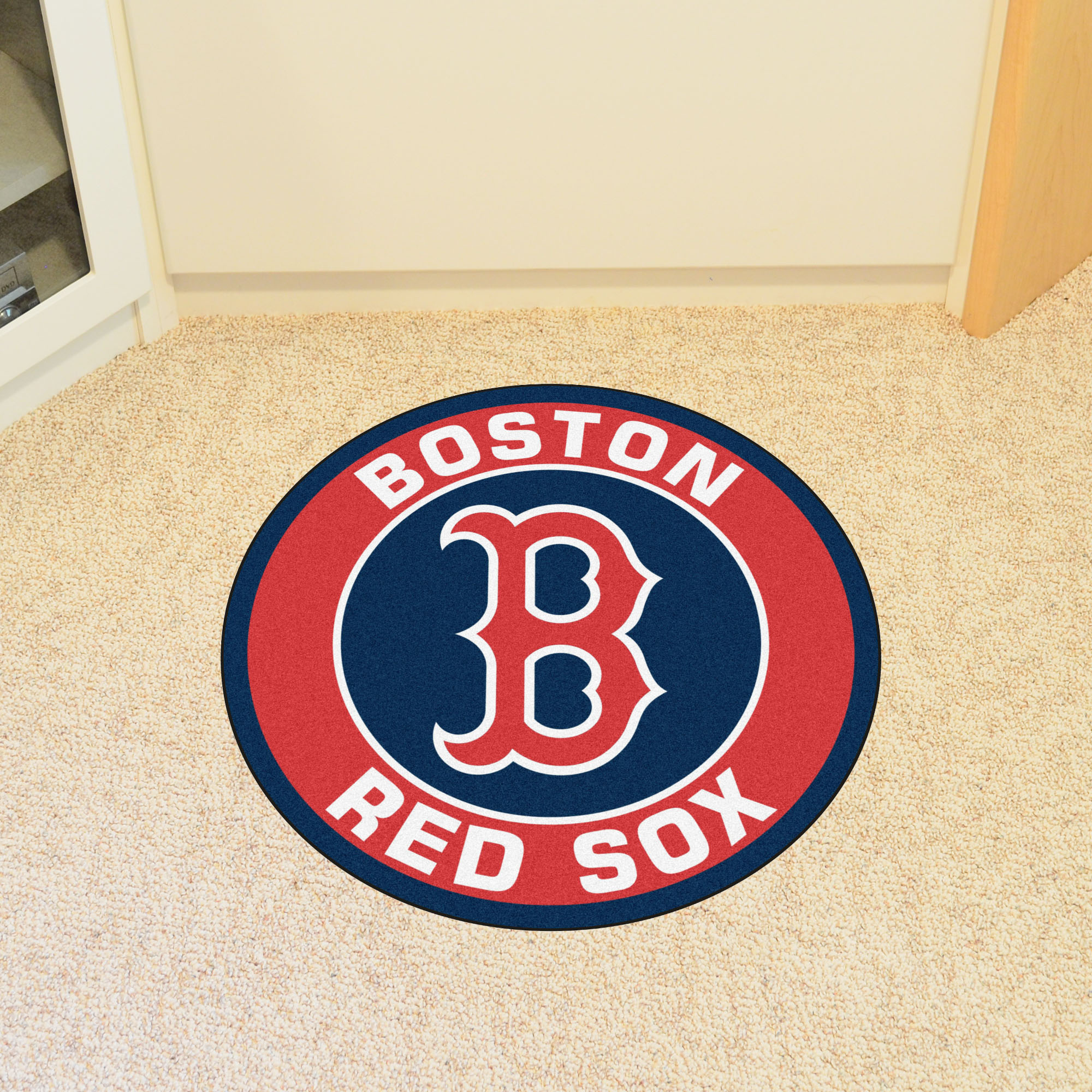 Boston Red Sox Roundel Mat