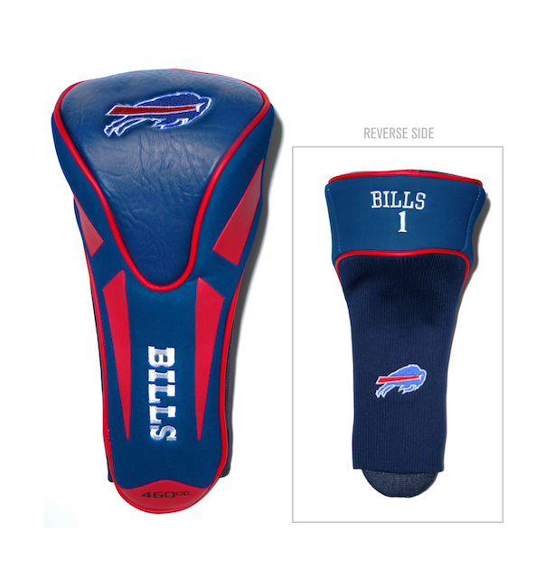 Buffalo Bills Single Apex Driver Headcover
