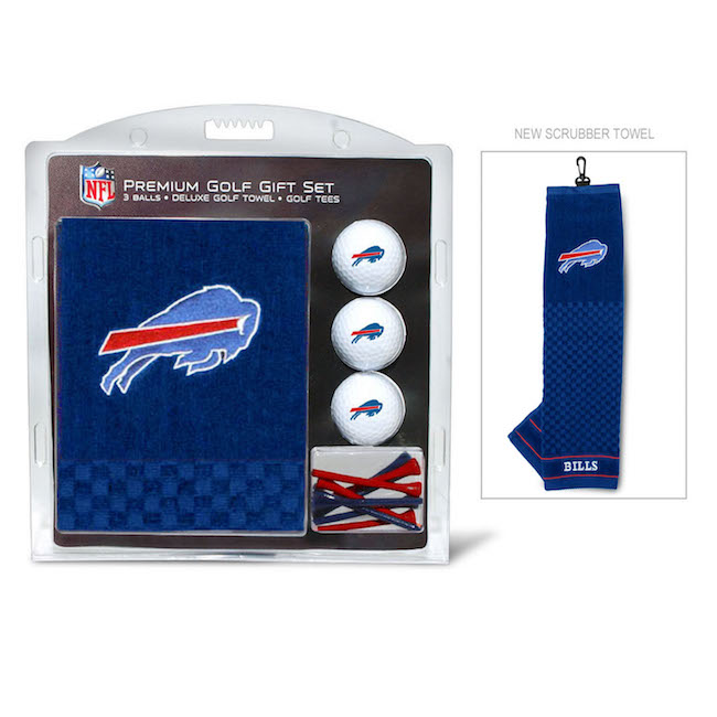 Buffalo Bills Premium Golf Gift Set