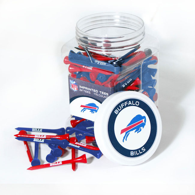 Buffalo Bills 175 imprinted Tee Jar