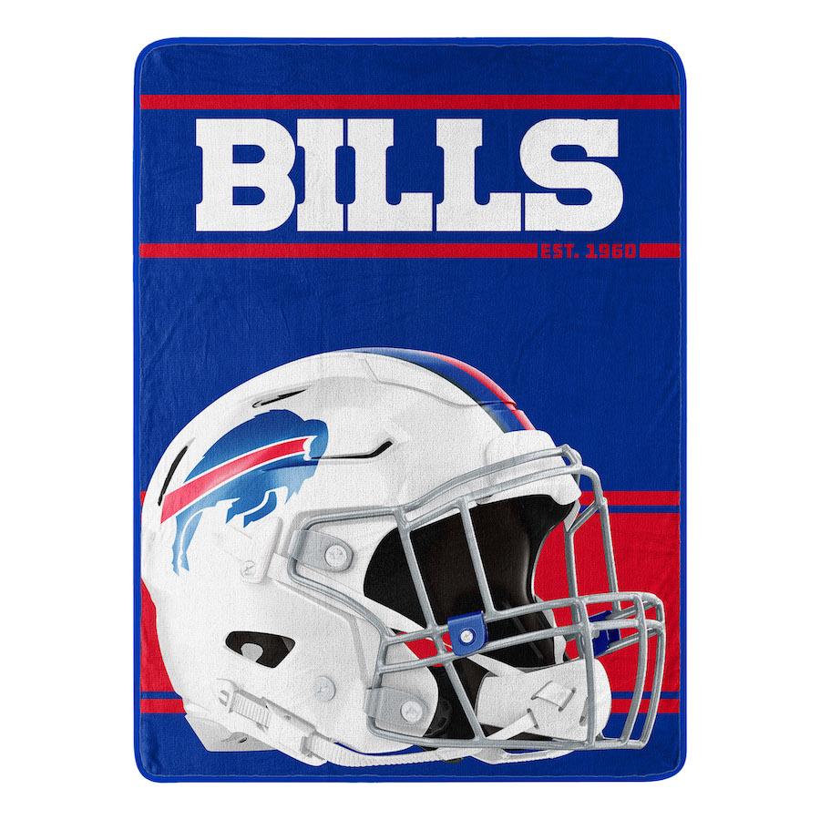 Buffalo Bills Micro 50 X 60 Team Blanket Buy At Khc Sports