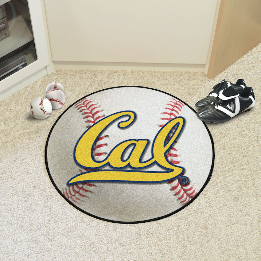 California Golden Bears BASEBALL Mat