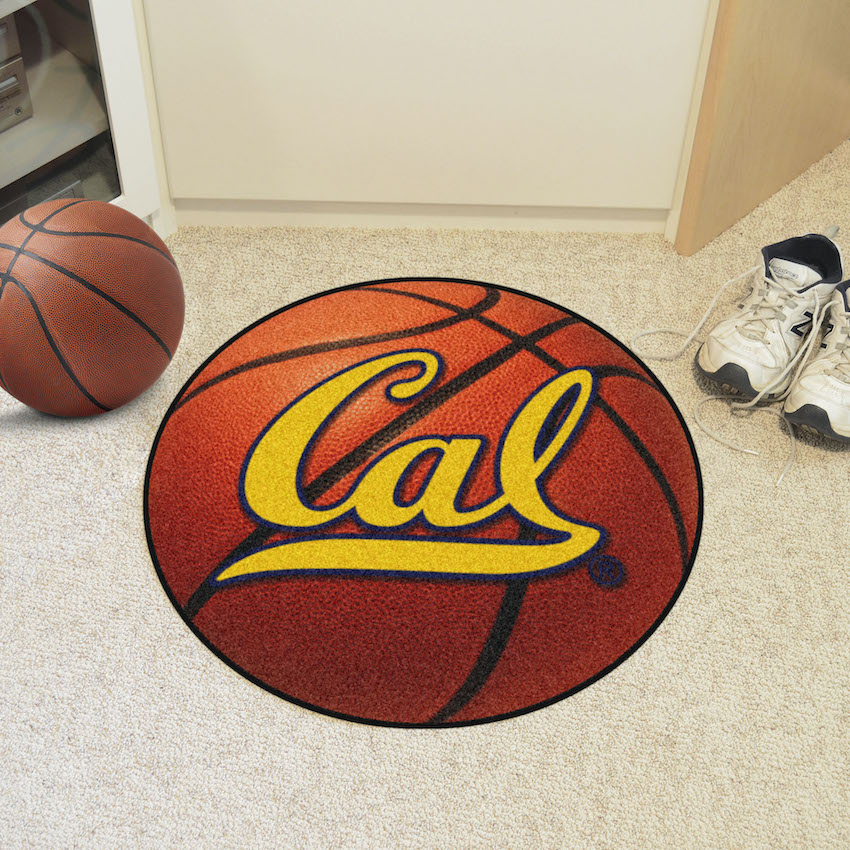 California Golden Bears BASKETBALL Mat