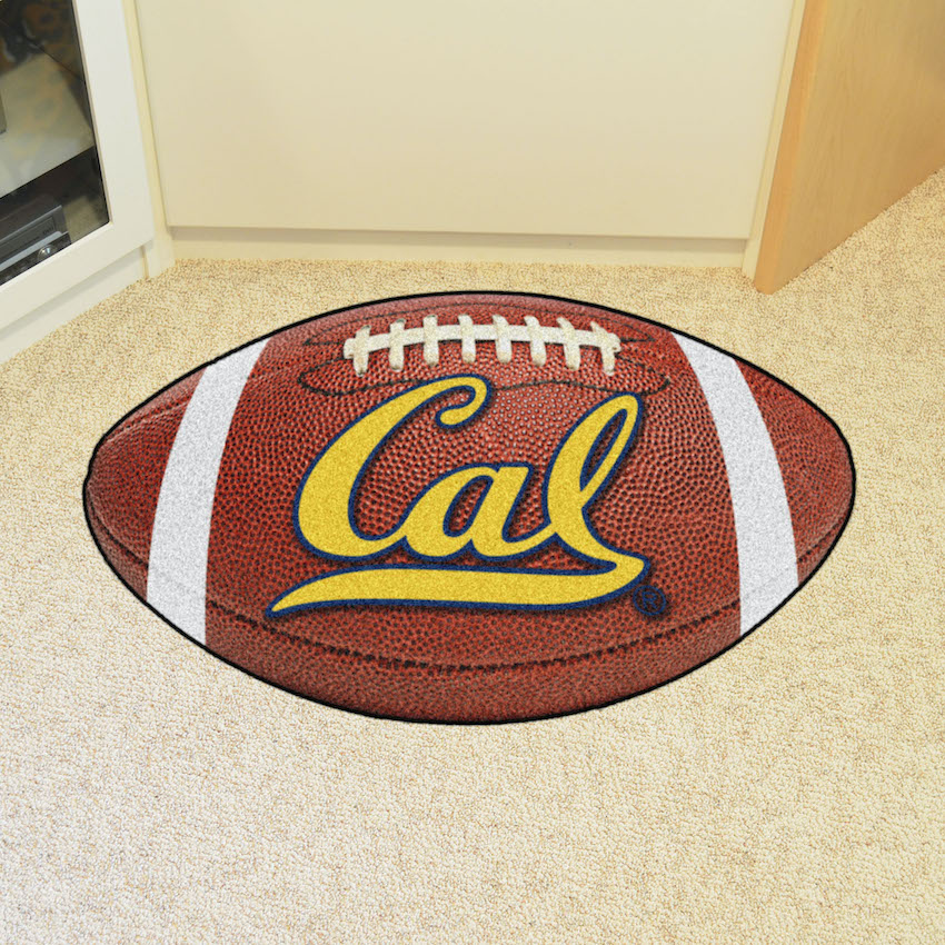 California Golden Bears 22 x 35 FOOTBALL Mat