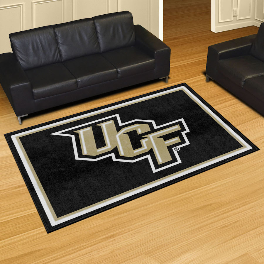 Central Florida Knights 5x8 Area Rug