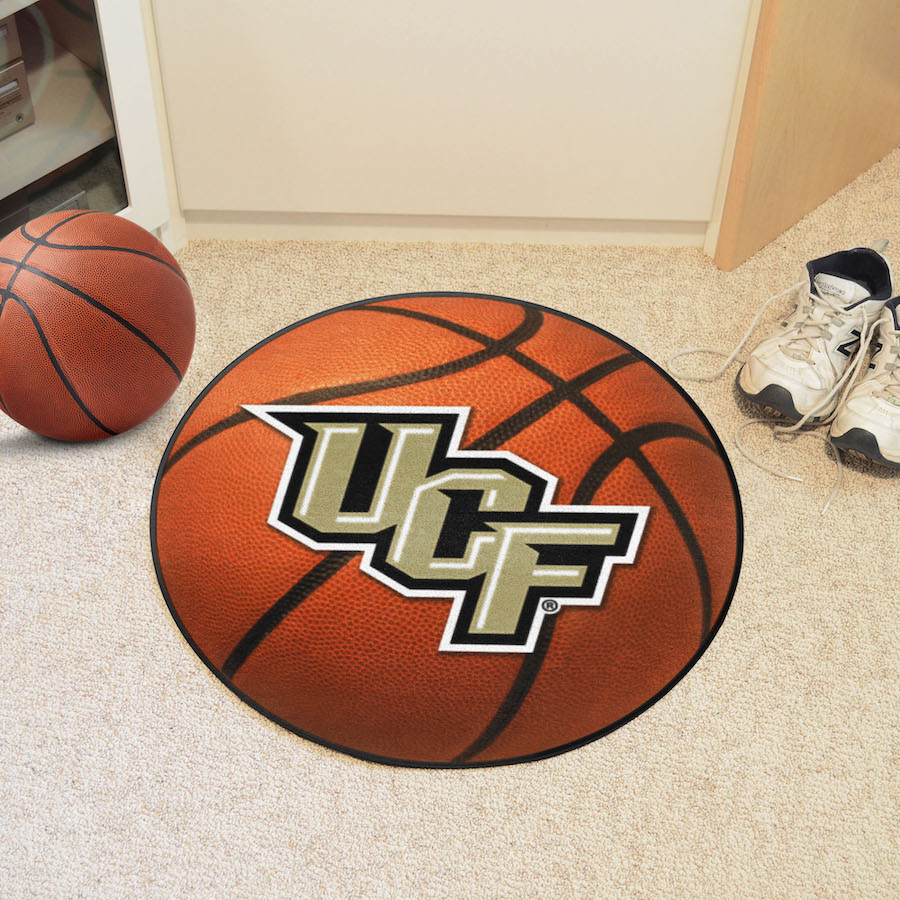 Central Florida Knights BASKETBALL Mat