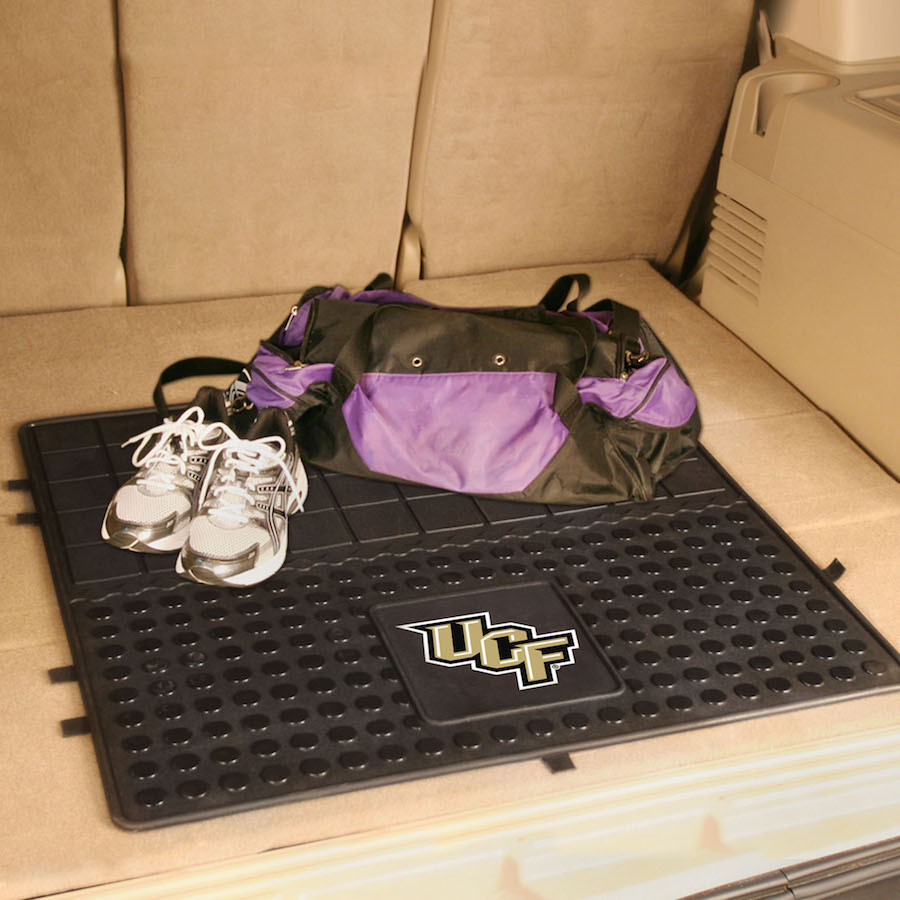 Central Florida Knights Heavy Duty Vinyl Cargo Mat