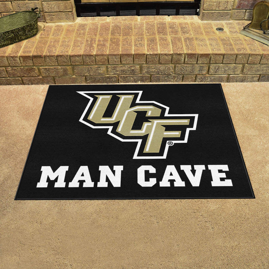 Central Florida Knights ALL STAR 34 x 45 MAN CAVE Floor Mat