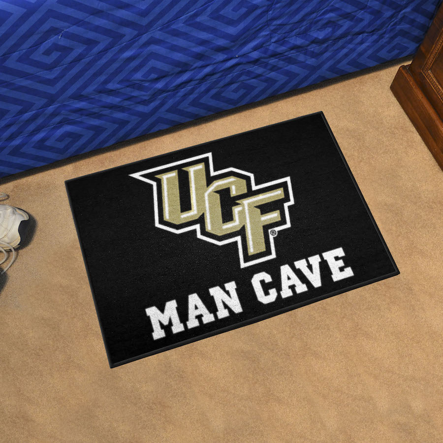 Central Florida Knights MAN CAVE 20 x 30 STARTER Floor Mat