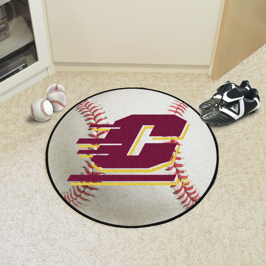 Central Michigan Chippewas BASEBALL Mat