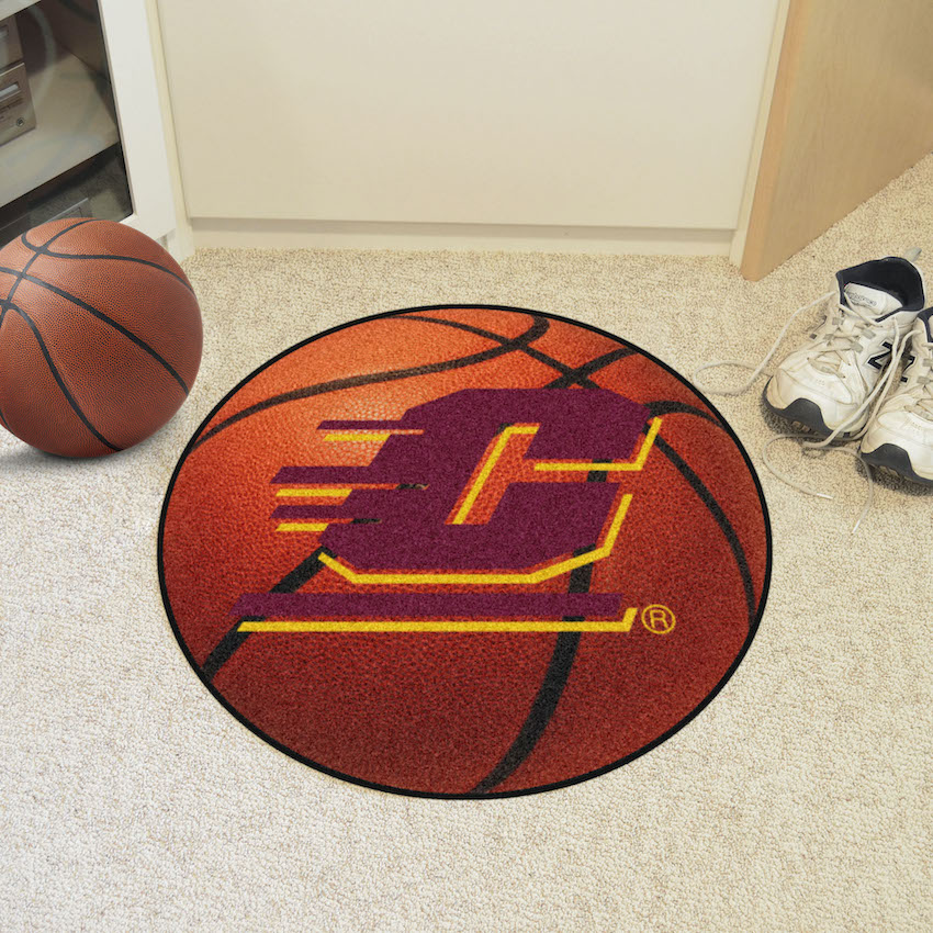 Central Michigan Chippewas BASKETBALL Mat