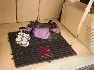 Central Michigan Chippewas Heavy Duty Vinyl Cargo Mat