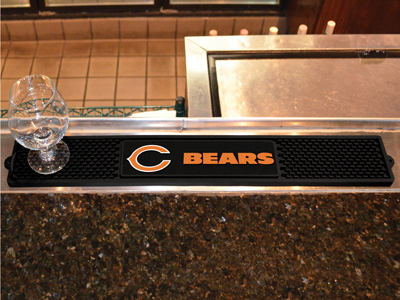 Chicago Bears Bar Drink Mat