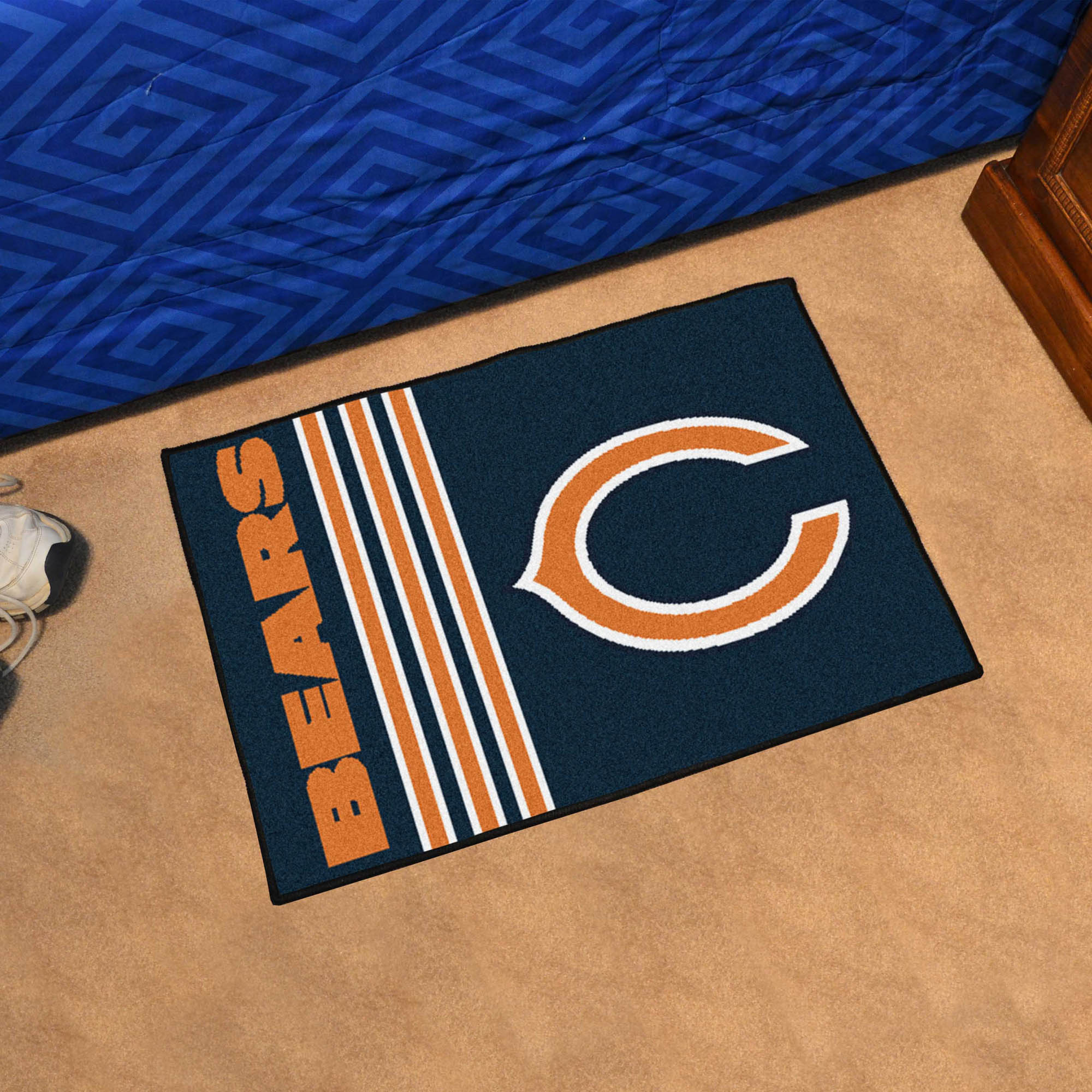 Chicago Bears 20 x 30 Entry Mat