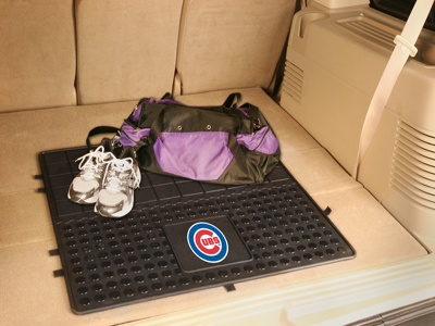 Chicago Cubs Heavy Duty Vinyl Cargo Mat