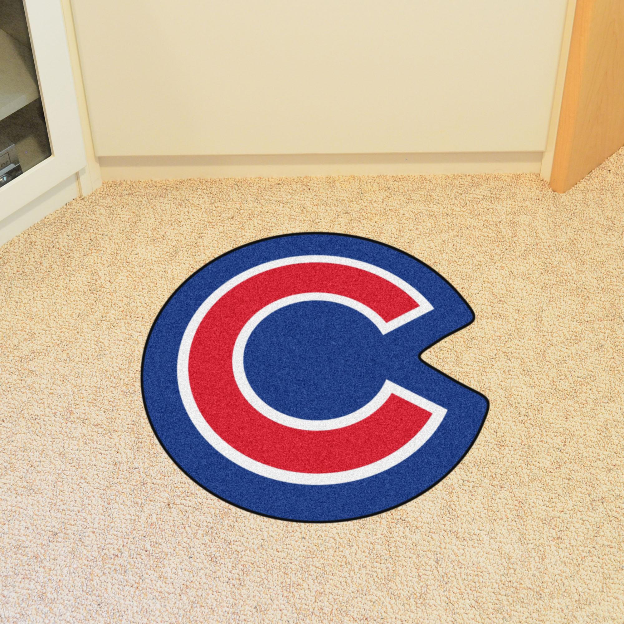 Chicago Cubs Mlb Mascot Mat Buy At Khc Sports