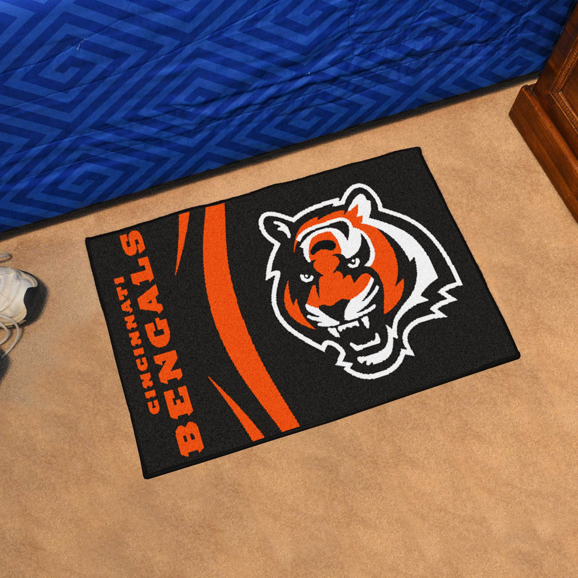 Cincinnati Bengals Starter 20x30 Entry Mat Buy At Khc Sports