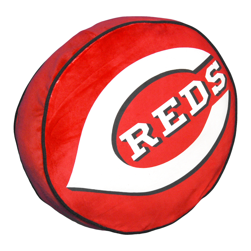 Cincinnati Reds Cloud Pillow - 15 inch