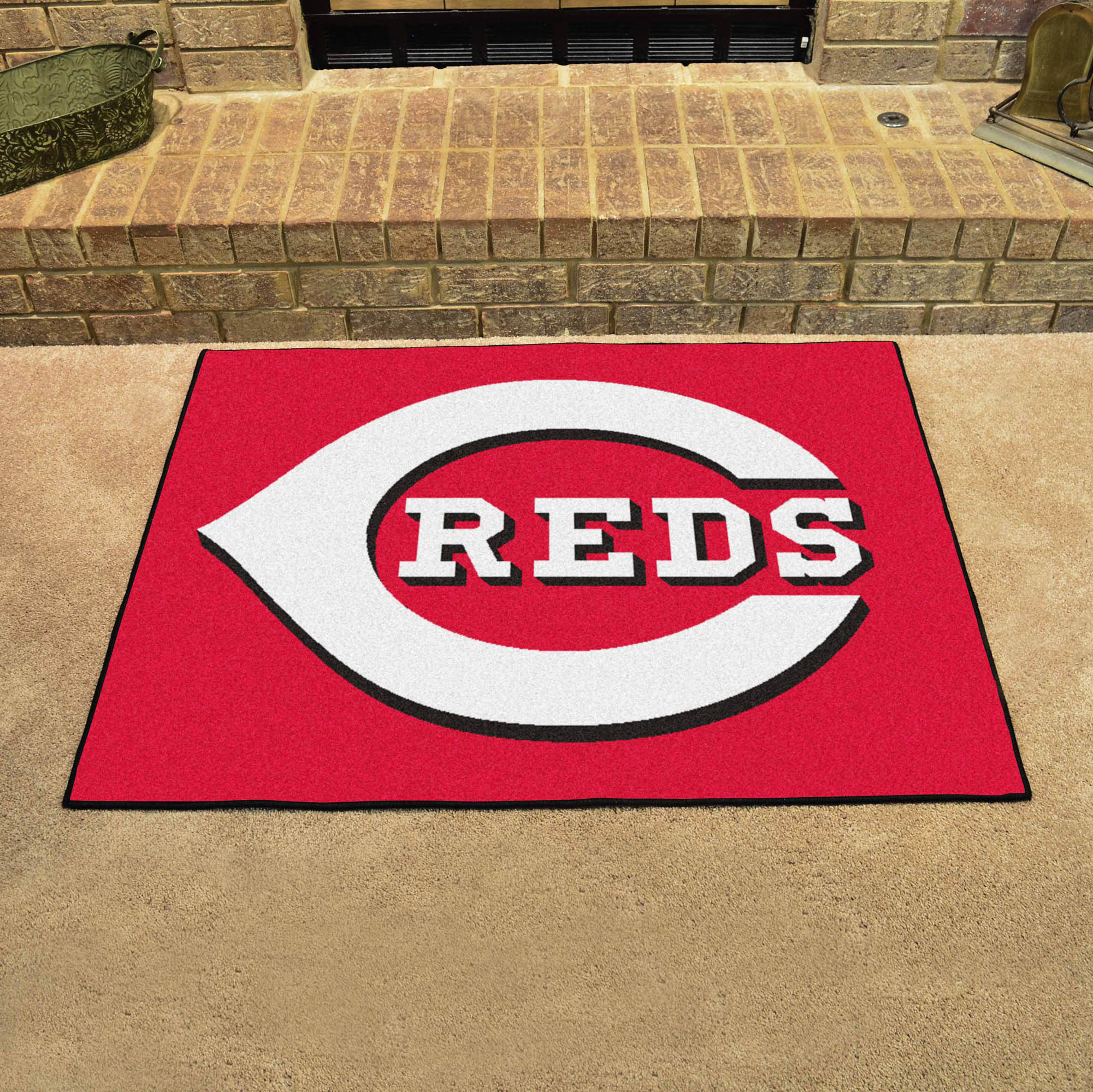 Cincinnati Reds ALL STAR 34 x 45 Floor Mat