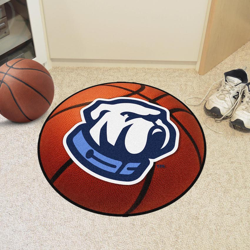 Citadel Bulldogs BASKETBALL Mat