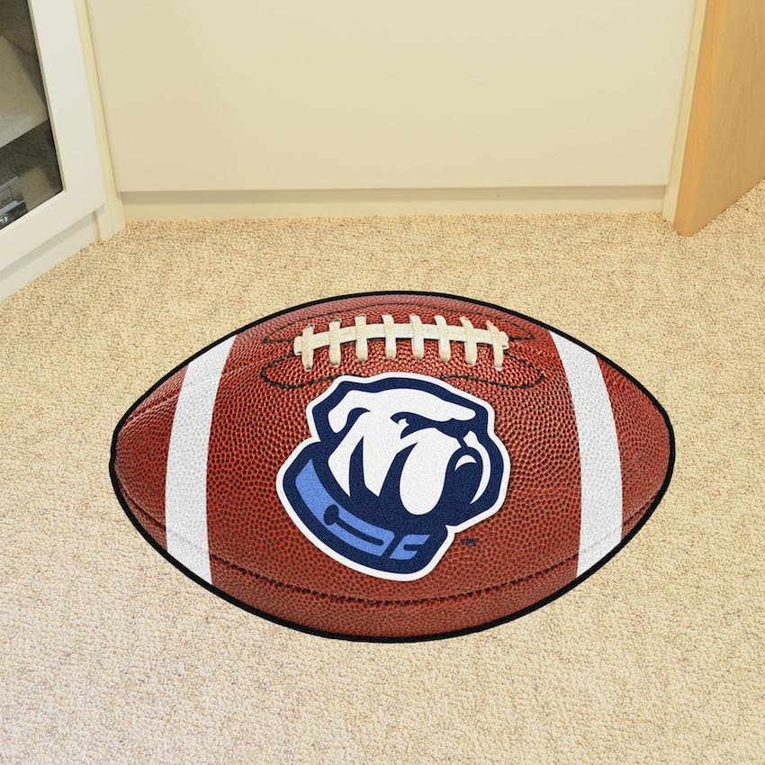 Citadel Bulldogs 22 x 35 FOOTBALL Mat