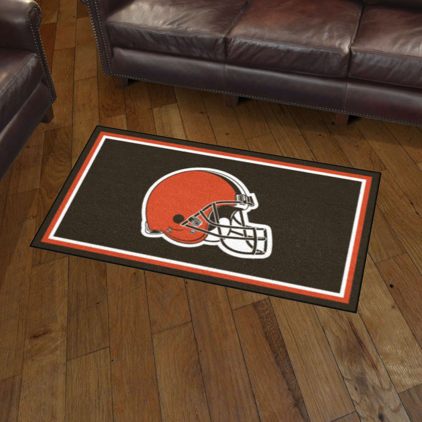 Cleveland Browns 3x5 Area Rug