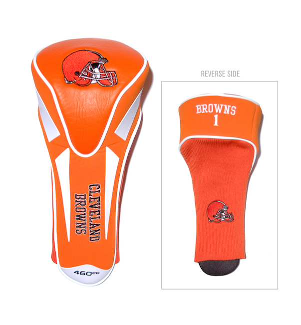Cleveland Browns Single Apex Driver Headcover