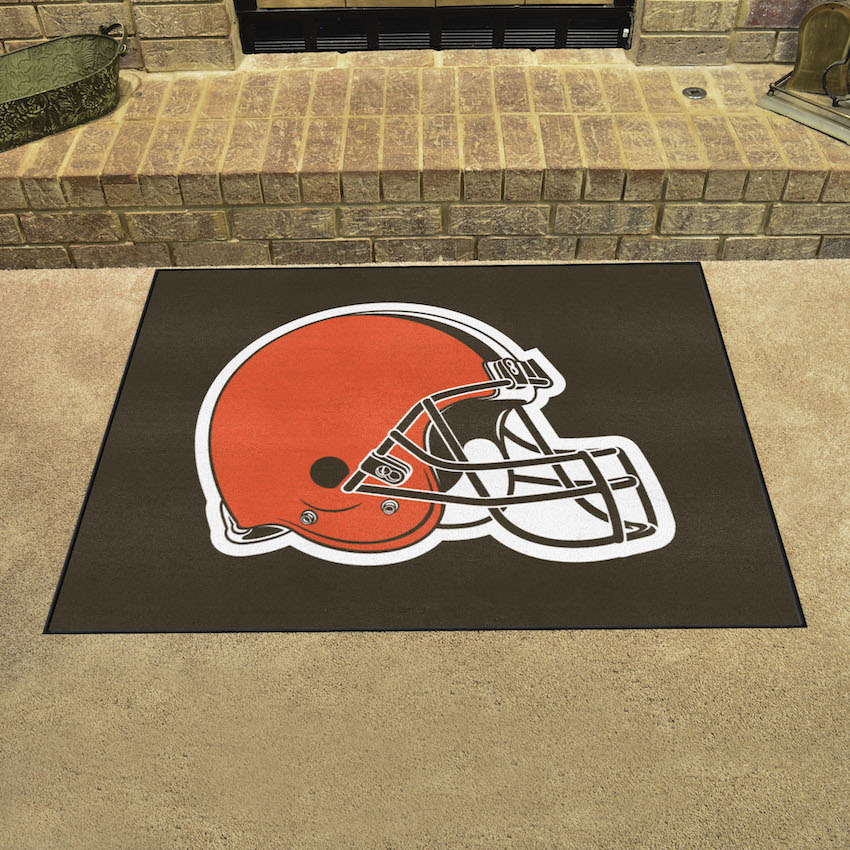 Cleveland Browns ALL STAR 34 x 45 Floor Mat