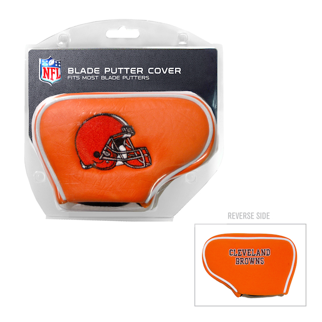 Cleveland Browns Blade Putter Cover