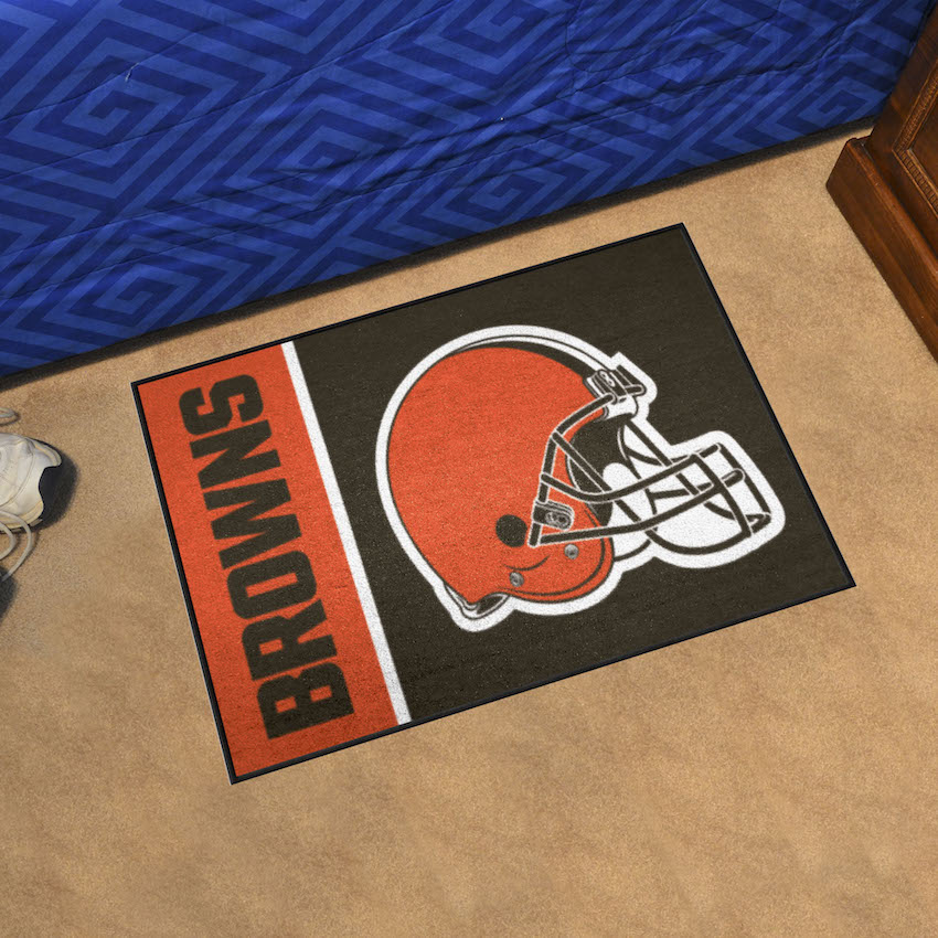 Cleveland Browns 20 x 30 Entry Mat