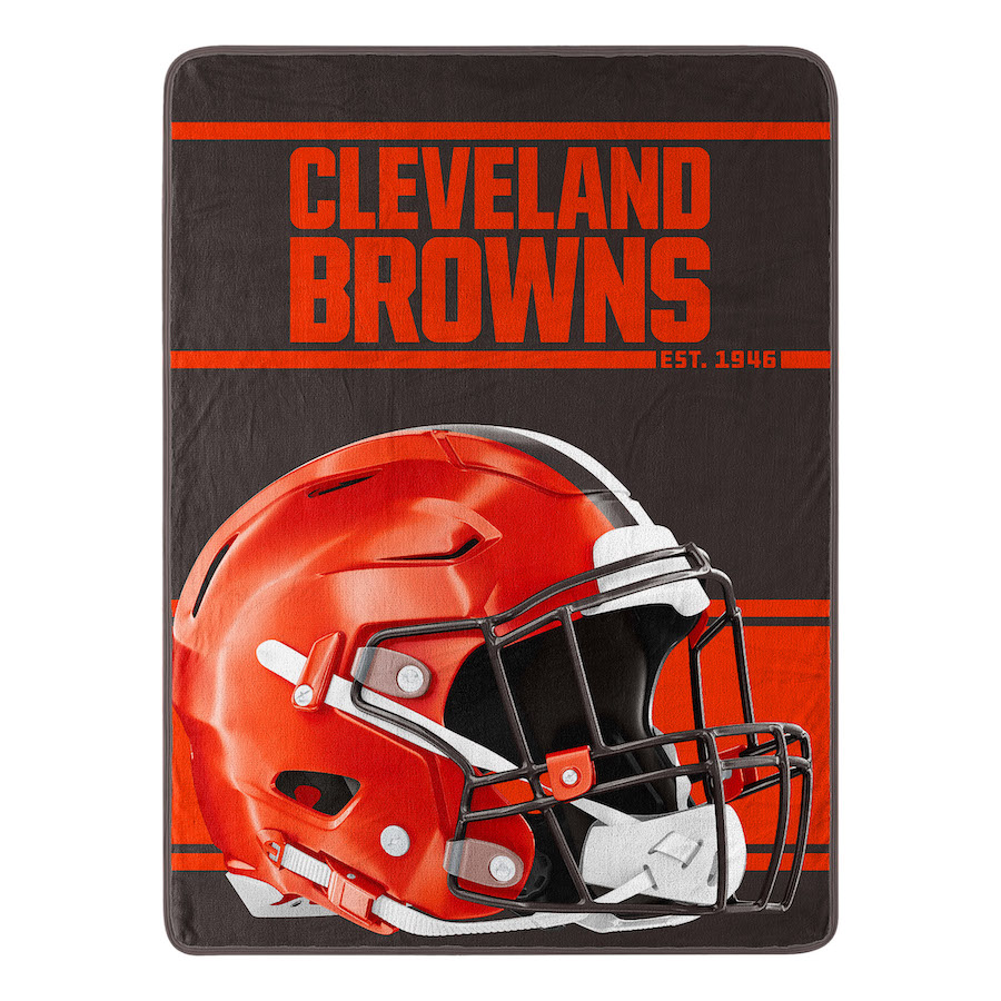 Cleveland Browns Micro 50 x 60 Team Blanket