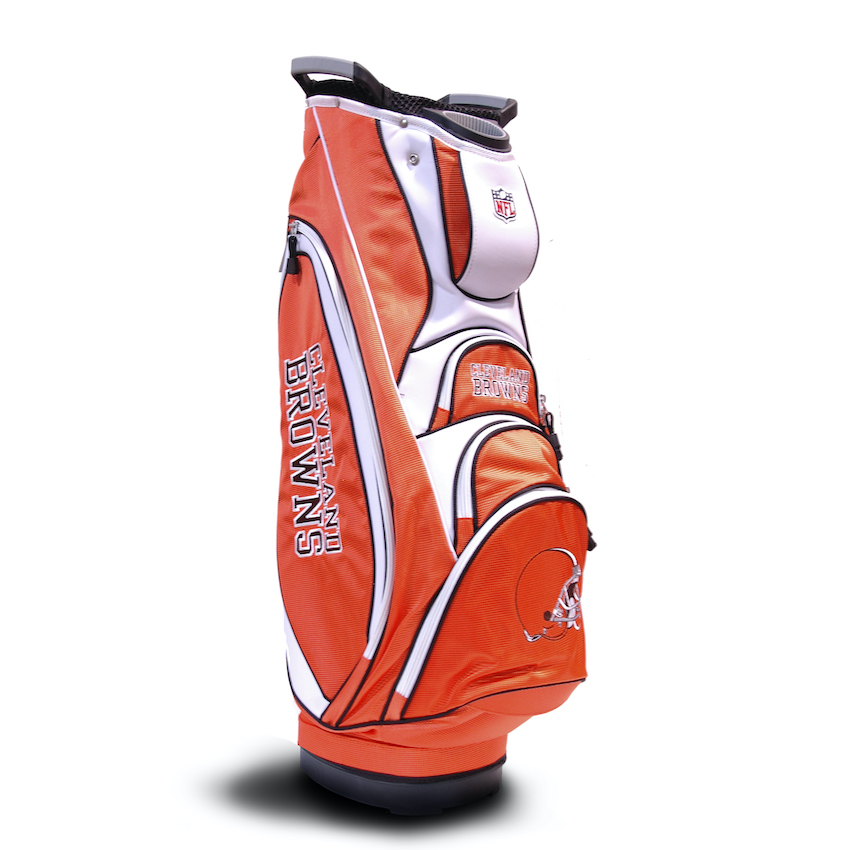 Cleveland Browns VICTORY Golf Cart Bag