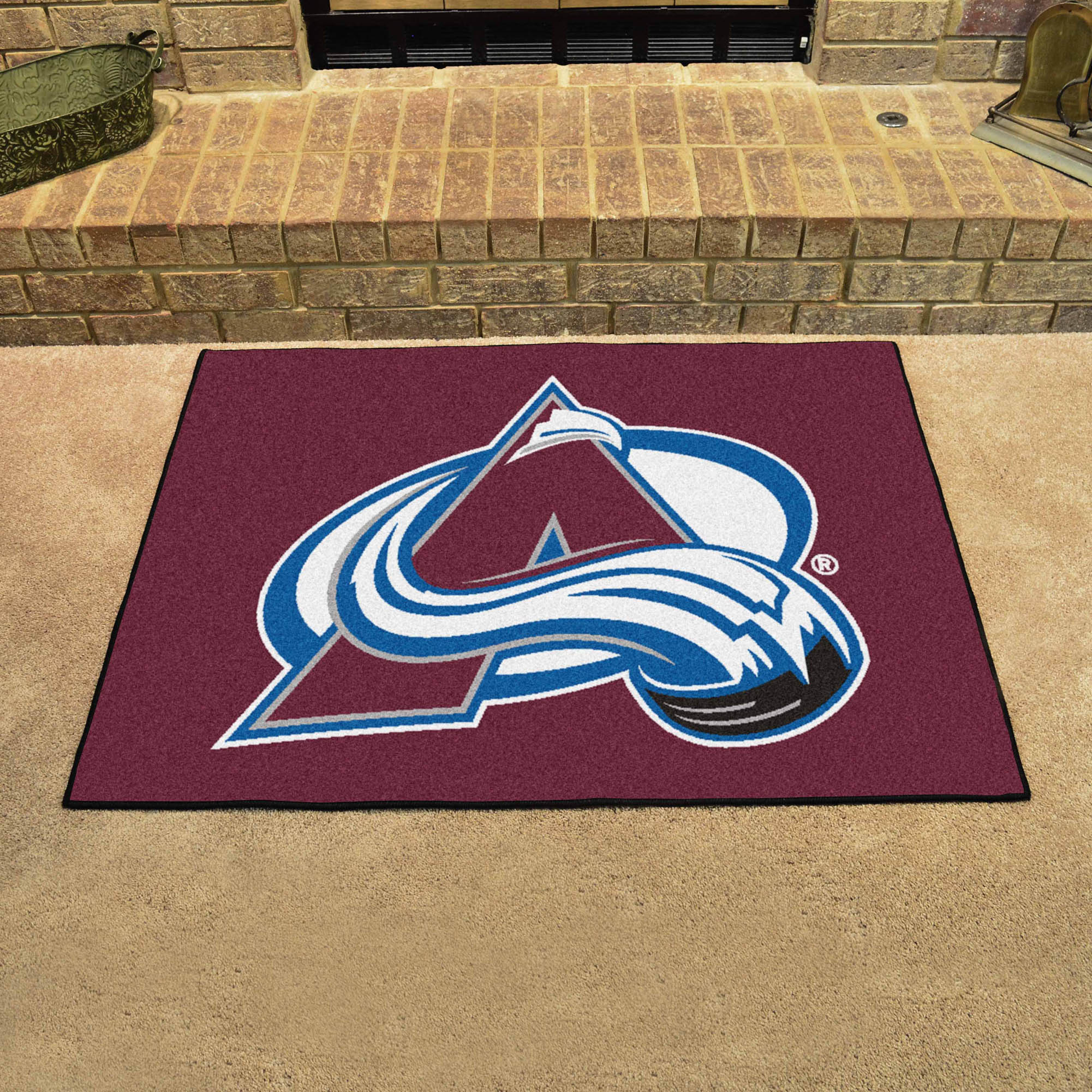 Colorado Avalanche ALL STAR 34 x 45 Floor Mat