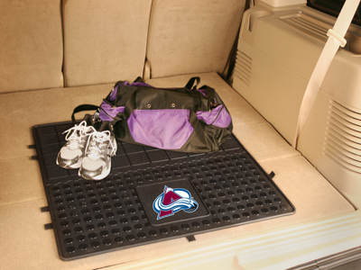 Colorado Avalanche Heavy Duty Vinyl Cargo Mat