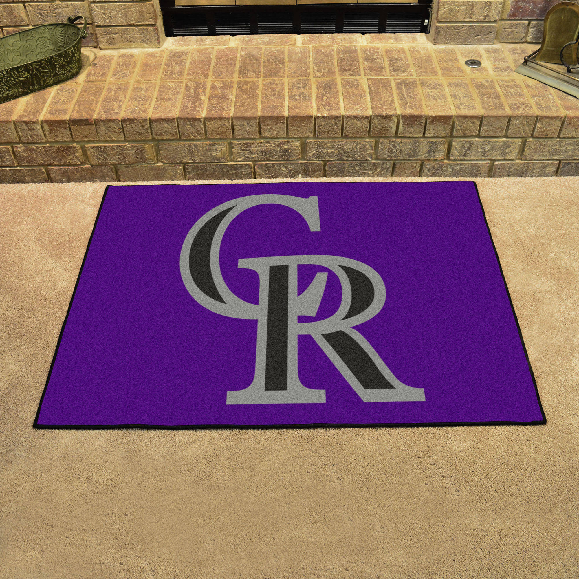 Colorado Rockies ALL STAR 34 x 45 Floor Mat